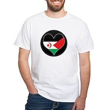 I love Western Sahara Flag Shirt