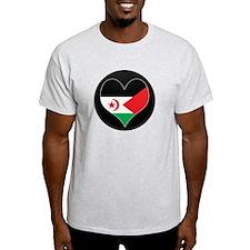 I love Western Sahara Flag T-Shirt