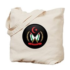 Coat of Arms of Western Saha Tote Bag