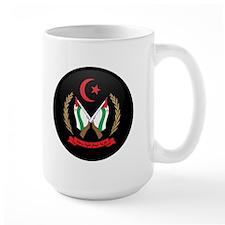 Coat of Arms of Western Saha Mug