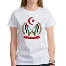 Western Sahara Coat of Arm Tee