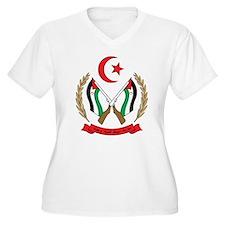 Western Sahara Coat of Arm T-Shirt
