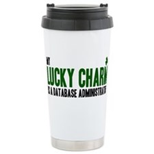 Database Administrator lucky Travel Mug