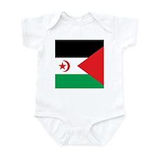 Sahrawi Infant Bodysuit
