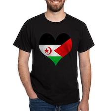 I Love Western Sahara T-Shirt