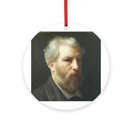 Bouguereau Ornament (Round)
