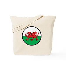 Welsh Island Tote Bag