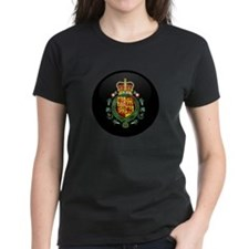 Coat of Arms of Welsh Island Tee