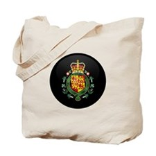Coat of Arms of Welsh Island Tote Bag