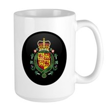 Coat of Arms of Welsh Island Mug