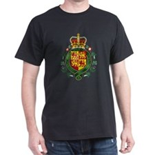 Welsh Island Coat of Arms T-Shirt