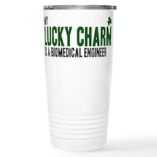 Biomedical Engineer lucky cha Travel Mug