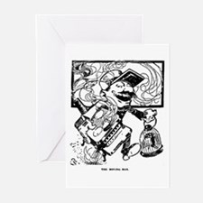 The Moving Man Greeting Cards (Pk of 20)