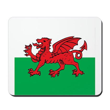 Welsh Mousepad