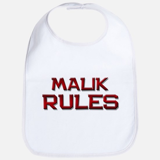 malik rules Bib