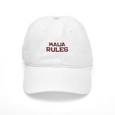 malia rules Baseball Cap