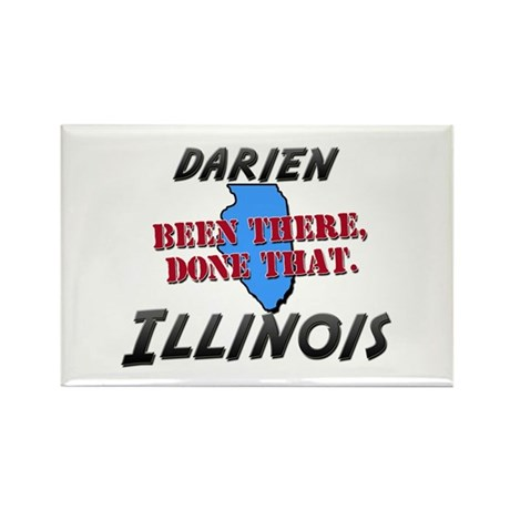 darien illinois - been there, done that Rectangle