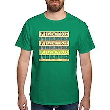 Pilates Breathe Stretch Rejoice T-Shirt