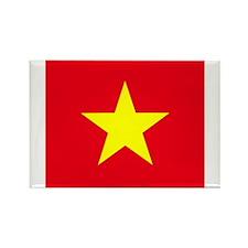 Vietnamese Rectangle Magnet