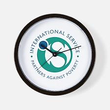 International Service Wall Clock