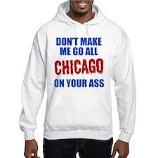 Chicago Baseball Hoodie