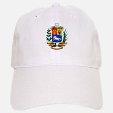 Venezuela Coat of Arms Baseball Baseball Cap