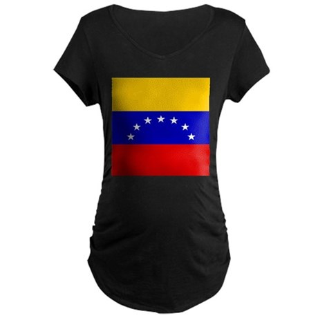 Venezuelan Maternity Dark T-Shirt