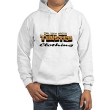 Slick and Twisted Clothing Hoodie