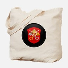 Coat of Arms of Vatican City Tote Bag