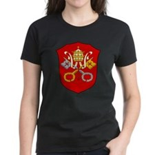 Vatican City Coat of Arms Tee