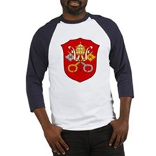 Vatican City Coat of Arms Baseball Jersey