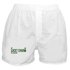 Brazer lucky charm Boxer Shorts