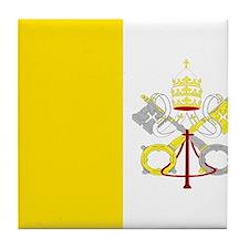 Vatican Tile Coaster