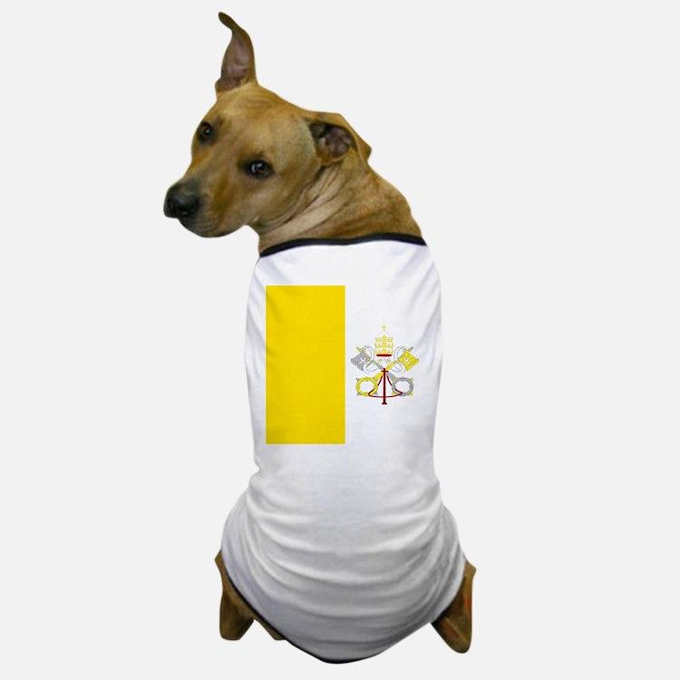 Vatican Dog T-Shirt