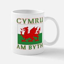 Wales for Ever Mug