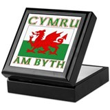 Wales Keepsake Boxes