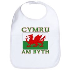 Wales for Ever Bib