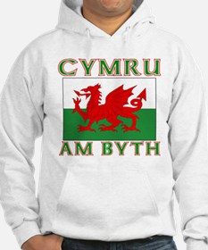 Wales for Ever Hoodie
