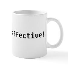 It's Super Effective Small Mug
