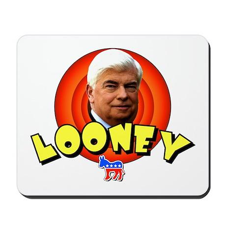 Looney Chris Dodd Mousepad