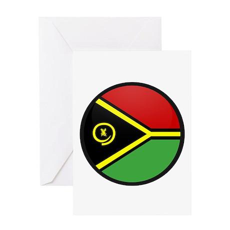 vanuatu Greeting Card