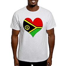 I Love vanuatu T-Shirt