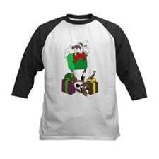 Fainting Goat Christmas Gifts Tee