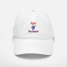 Blake - The Doctor Baseball Baseball Cap