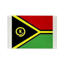 Ni Vanuatu Rectangle Magnet