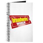 BroadwayWorld 2017 Logo Journal