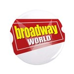 "BroadwayWorld 2017 Logo 3.5"" Button (100 pack)"