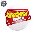 "BroadwayWorld 2017 Logo 3.5"" Button (10 pack)"