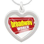 BroadwayWorld 2017 Logo Necklaces