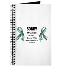 Autism Sorry Journal